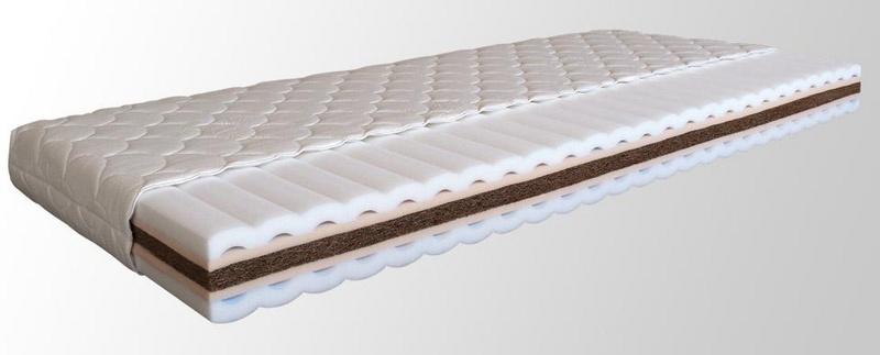Masážní matrace RELAX 195 x 85 cm