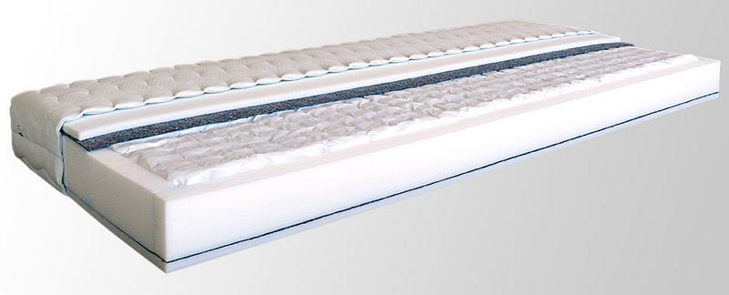 Komfortní taštičková matrace ANDREA 190 x 80 cm