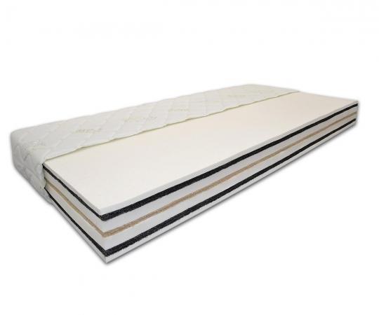 Ortopedická latexová matrace HORSE DREAM GOLD 200 x 160 cm