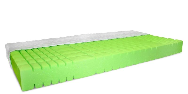 Zdravotní matrace ze studené pěny OPTIMA 190 x 80 cm