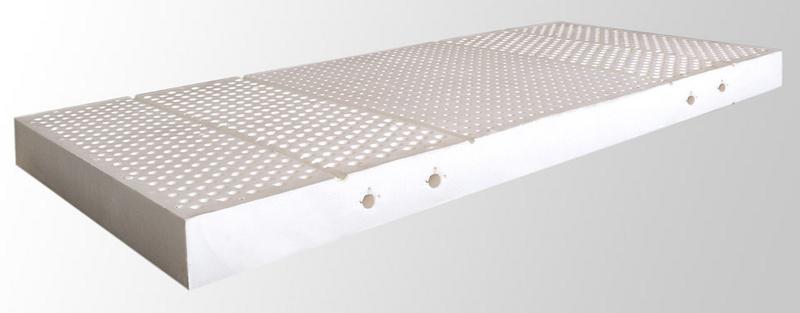 5-zónová latexová matrace LATEX 5 PLUS 200 x 90 cm
